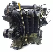 Engine 2011 Hyundai i10 i 10 PA and 1.2 petrol G4LA 78 HP